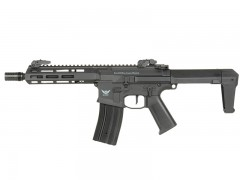 double eagle m904n m4 with falcon fire control system (black)