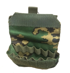 8fields 12 round shotgun ammo pouch - us woodland
