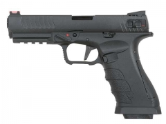 aps shark full automatic gas pistol (black)